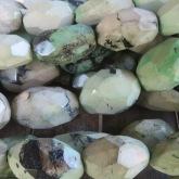 Roheline türkiis (Hiina) ca 15x20 mm