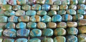 Opaal (Opalina Opal Peru) Peruu ca 15x20 mm