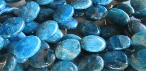 Sinine apatiit ca 13x18 mm