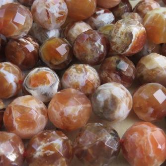 Opaal (brandy opal) 12 mm