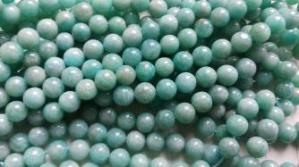 Amasoniit (Brasiilia) 8 mm