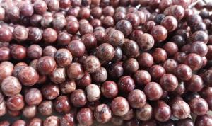 Jaspis (granaatõuna) 8 mm