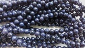 Sinine liivakivi (tehis) 8 mm